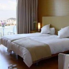 Отель Hilton Athens 5* Стандартный номер разные типы кроватей фото 25