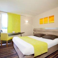 Hotel Kyriad Lyon Est - Saint Bonnet de Mure комната для гостей фото 5