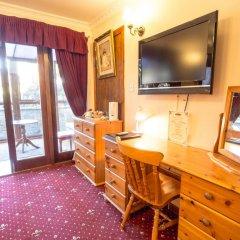 Отель Corstorphine Lodge Великобритания, Эдинбург - отзывы, цены и фото номеров - забронировать отель Corstorphine Lodge онлайн удобства в номере фото 2