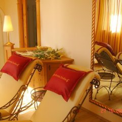 Hotel Der Heinrichshof Лагундо спа