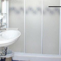 Hotel Giotto Падуя ванная