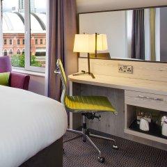 Отель Jurys Inn Manchester City Centre Великобритания, Манчестер - отзывы, цены и фото номеров - забронировать отель Jurys Inn Manchester City Centre онлайн удобства в номере