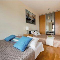 Апартаменты P&O Apartments Arkadia Варшава комната для гостей фото 2