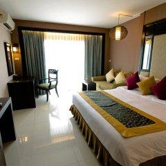 Отель Royal View Resort Таиланд, Бангкок - 5 отзывов об отеле, цены и фото номеров - забронировать отель Royal View Resort онлайн комната для гостей фото 5