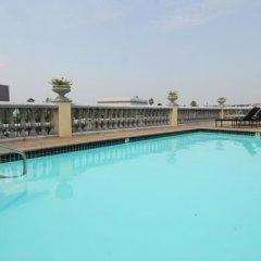 Отель Downtown LA Corporate Apartments США, Лос-Анджелес - отзывы, цены и фото номеров - забронировать отель Downtown LA Corporate Apartments онлайн бассейн