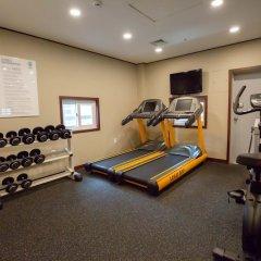 Hotel Sunshine фитнесс-зал фото 2