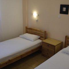 Отель Erofili Греция, Пефкохори - отзывы, цены и фото номеров - забронировать отель Erofili онлайн комната для гостей фото 2