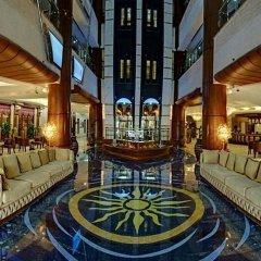 Отель Grand Excelsior Bur Dubai Дубай интерьер отеля