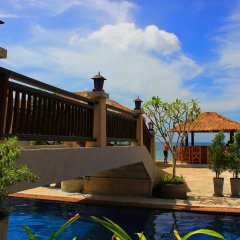 Отель Peace Paradise Beach бассейн фото 3