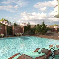 Отель Apartamentos El Coto бассейн