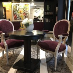 Hotel Le Chaplain Rive Gauche интерьер отеля фото 3