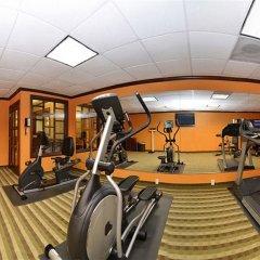 Отель Quality Inn & Suites New York Avenue фитнесс-зал фото 2