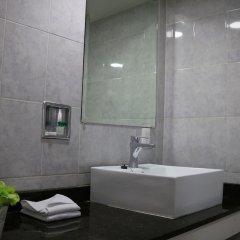 Отель Suites Bernini Гвадалахара ванная фото 2