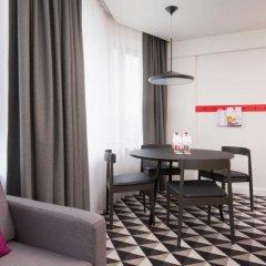 AZIMUT Отель Смоленская Москва 4* Номер SMART Standard с 2 отдельными кроватями фото 2