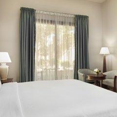 Отель Hilton Al Hamra Beach & Golf Resort комната для гостей