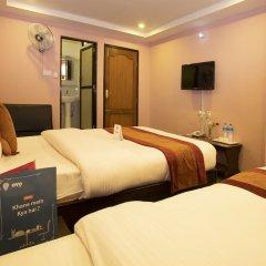 Отель OYO 137 Hotel Pranisha Inn Непал, Катманду - отзывы, цены и фото номеров - забронировать отель OYO 137 Hotel Pranisha Inn онлайн сейф в номере