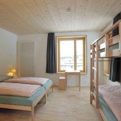 Отель Youth Hostel St. Moritz Швейцария, Санкт-Мориц - отзывы, цены и фото номеров - забронировать отель Youth Hostel St. Moritz онлайн фото 14