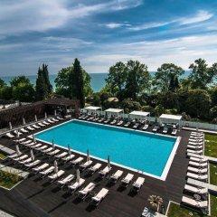 Гостиница Хаятт Ридженси Сочи (Hyatt Regency Sochi) бассейн фото 3