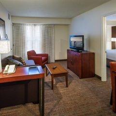 Отель Residence Inn Columbus Easton США, Колумбус - отзывы, цены и фото номеров - забронировать отель Residence Inn Columbus Easton онлайн удобства в номере фото 2