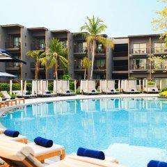 Отель Hua Hin Marriott Resort & Spa бассейн фото 2