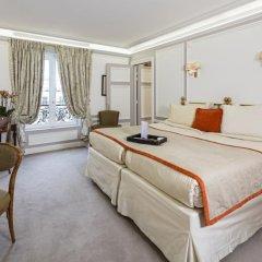 Hotel Regina Louvre 5* Стандартный семейный номер с различными типами кроватей