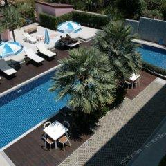 Отель Rojjana Residence бассейн фото 4