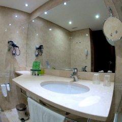 Hotel Silken Coliseum ванная