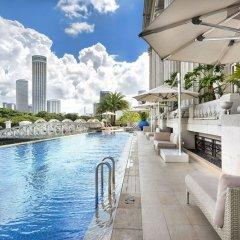 The Fullerton Hotel Singapore бассейн фото 3