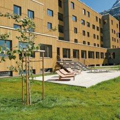 Отель Youth Hostel St. Moritz Швейцария, Санкт-Мориц - отзывы, цены и фото номеров - забронировать отель Youth Hostel St. Moritz онлайн