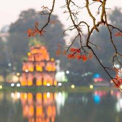 Отель Hanoi Old Centre Hotel Вьетнам, Ханой - отзывы, цены и фото номеров - забронировать отель Hanoi Old Centre Hotel онлайн приотельная территория