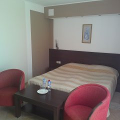 Гостиница Беккер комната для гостей фото 4