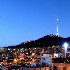 Отель Photo Park Guesthouse Сеул городской автобус