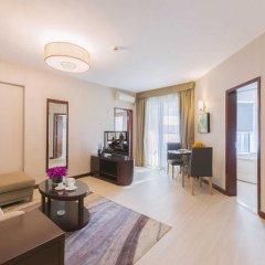 Отель Springdale Serviced Residence Гуанчжоу комната для гостей