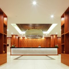 Отель Centara Blue Marine Resort & Spa Phuket Таиланд, Пхукет - отзывы, цены и фото номеров - забронировать отель Centara Blue Marine Resort & Spa Phuket онлайн интерьер отеля фото 2