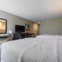 Отель Hampton Inn Meridian комната для гостей фото 4