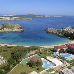 Club Hotel Aguamarina пляж