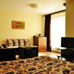Отель Perun Lodge Банско комната для гостей фото 6