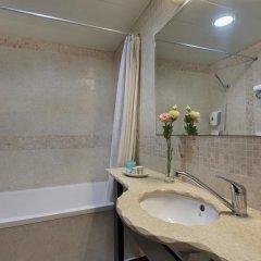 Haifa Bay View Hotel Израиль, Хайфа - 1 отзыв об отеле, цены и фото номеров - забронировать отель Haifa Bay View Hotel онлайн ванная