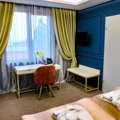 Отель Panorama Hotel Болгария, Сливен - отзывы, цены и фото номеров - забронировать отель Panorama Hotel онлайн комната для гостей фото 4