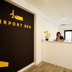 Отель Airport Bed Бангкок сауна