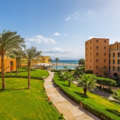 Отель Strand Taba Heights Beach & Golf Resort Таба пляж