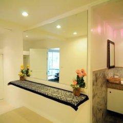 Отель Cabana Pool Suite спа