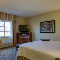 Отель Hampton Inn Vicksburg комната для гостей