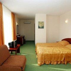 Отель Obzor City Hotel Болгария, Аврен - отзывы, цены и фото номеров - забронировать отель Obzor City Hotel онлайн комната для гостей фото 2