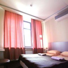 Хостел Привет Стандартный номер с разными типами кроватей фото 3