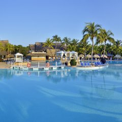 Отель Melia Las Antillas бассейн