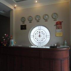Da Lat Hoang Kim Hotel Далат интерьер отеля