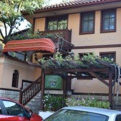 Семейный отель Ренесанс парковка