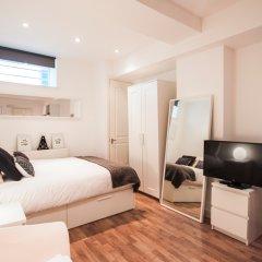 Отель Shoreditch Studios by Allo Housing комната для гостей