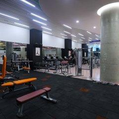 Отель Ramada Plaza Istanbul Asia Airport фитнесс-зал фото 3